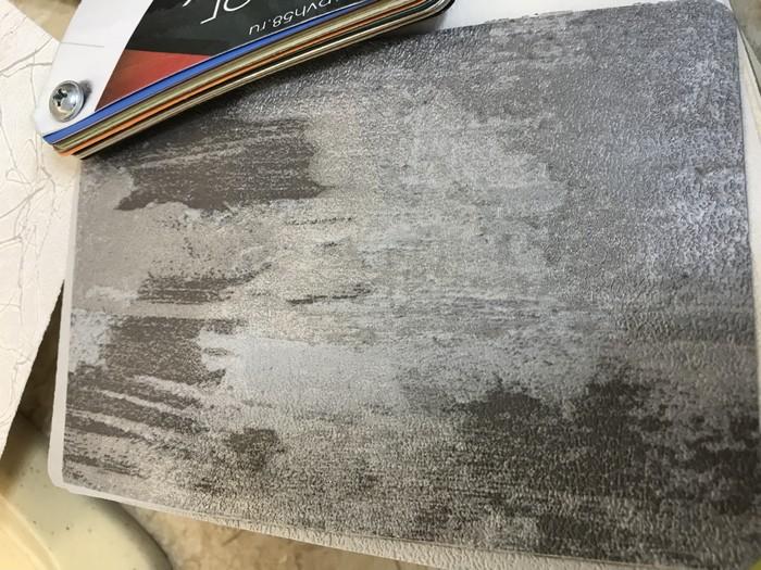 напольный биокамин из бетона