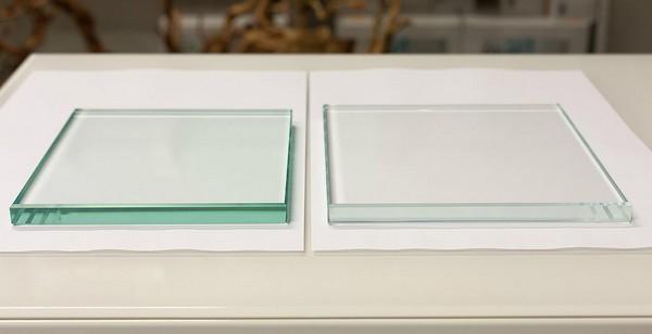 Бесцветное стекло OptiWhite