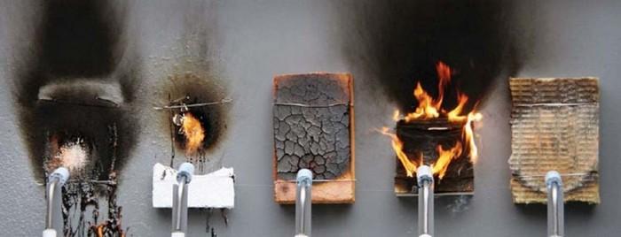 материалы для теплоизоляции биокамина