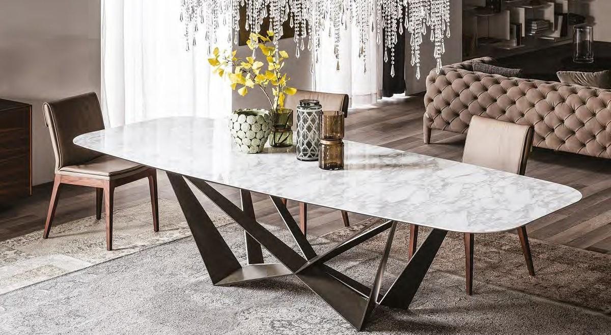 реплики итальянских столов из керамогранита