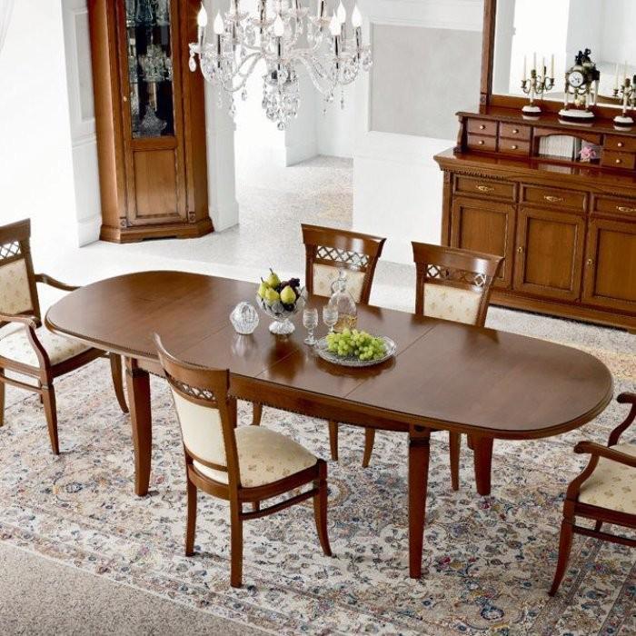 alt классический овальный стол