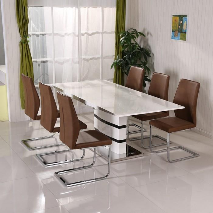 alt обеденный стол из МДФ